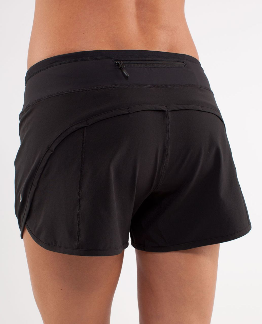Lululemon Turbo Run Short - Black