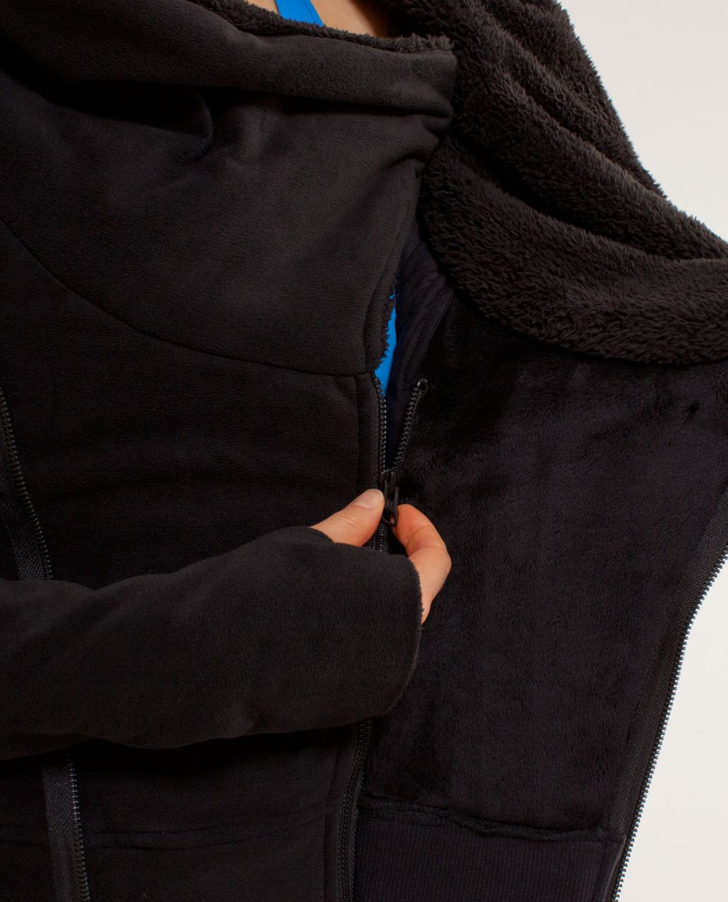Lululemon Off The Mat Jacket - Black