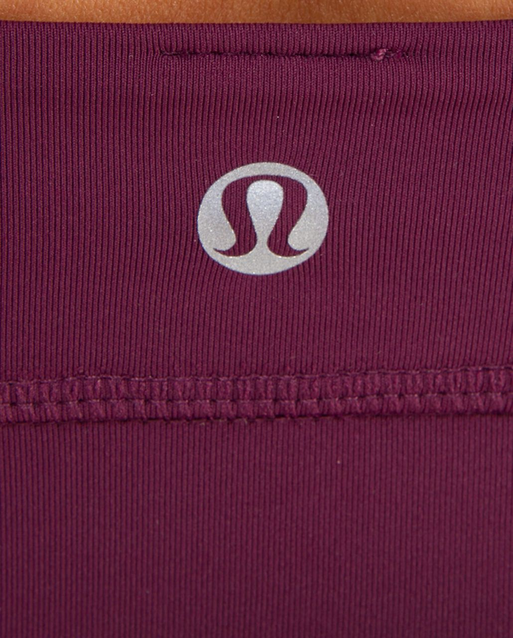 Lululemon Cross My Heart Bra - Plum