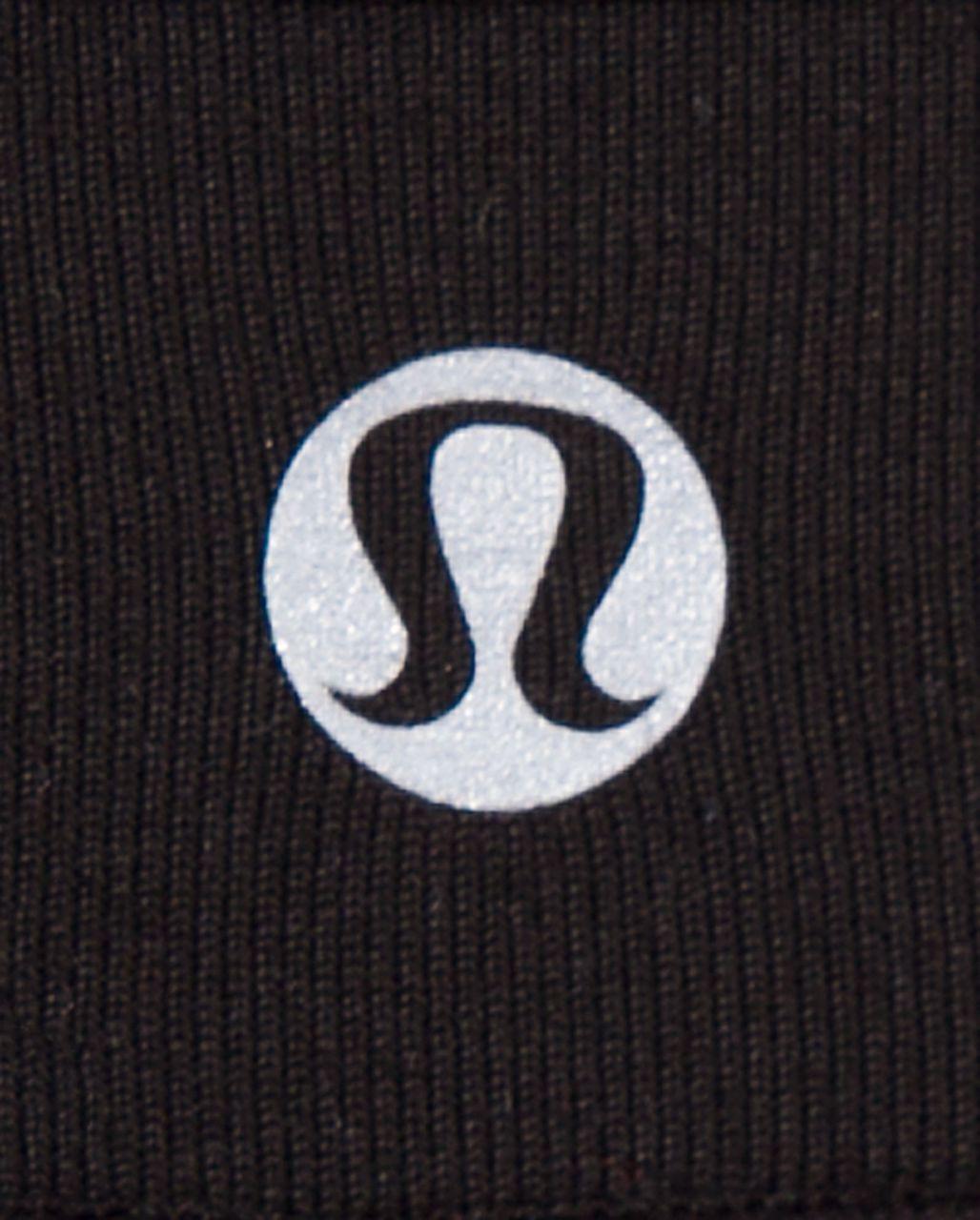 Lululemon Boogie Short - Black /  Quilt 17