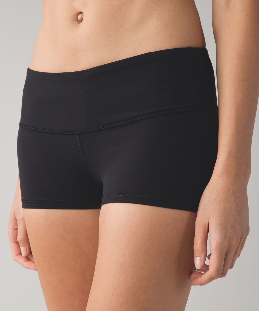 Lululemon Boogie Short - Black (First Release)