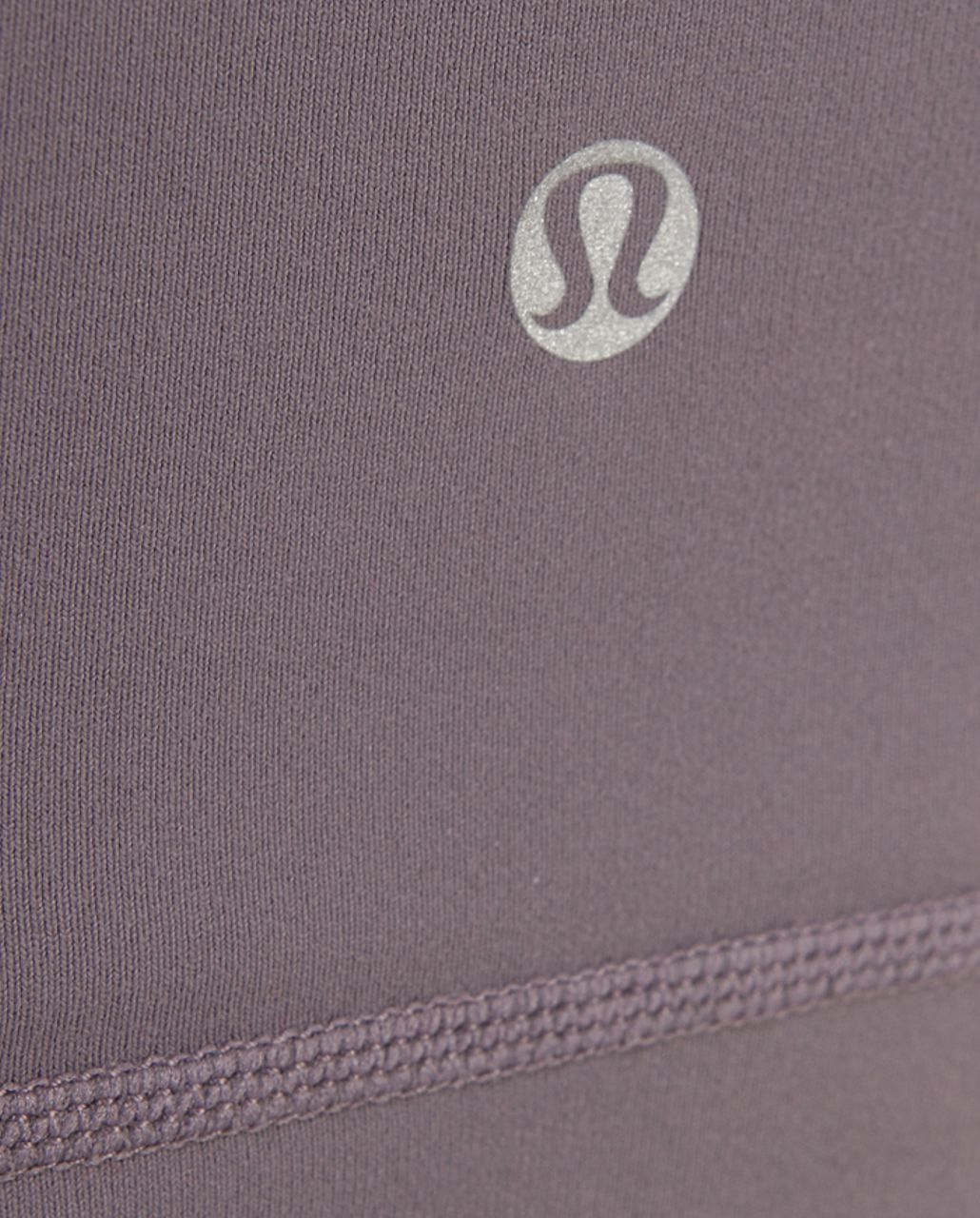 Lululemon Scoop Neck Tank - Magnum /  Heathered Pigeon