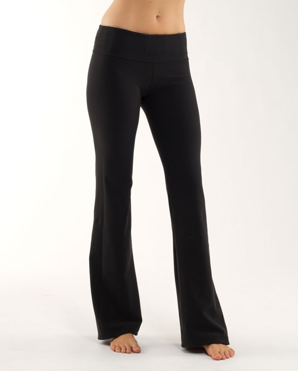 Lululemon Groove Pant (Regular) - Black /  Quilting Winter 1 /  Black Swan Heathered Black Herringbone