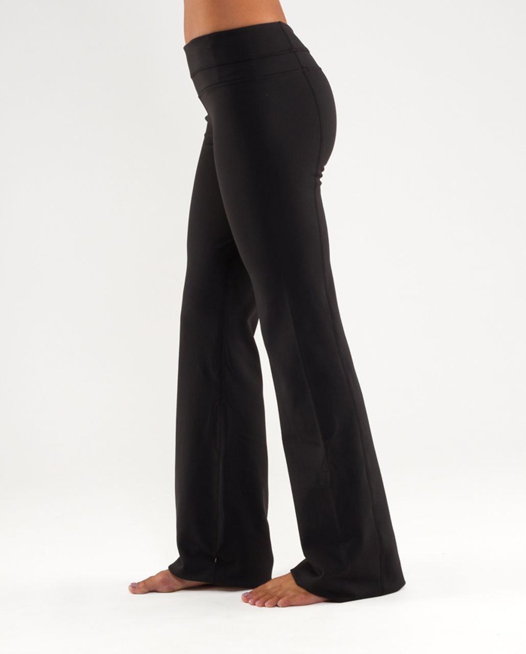 Lululemon Groove Pant (Regular) - Black /  Deep Coal
