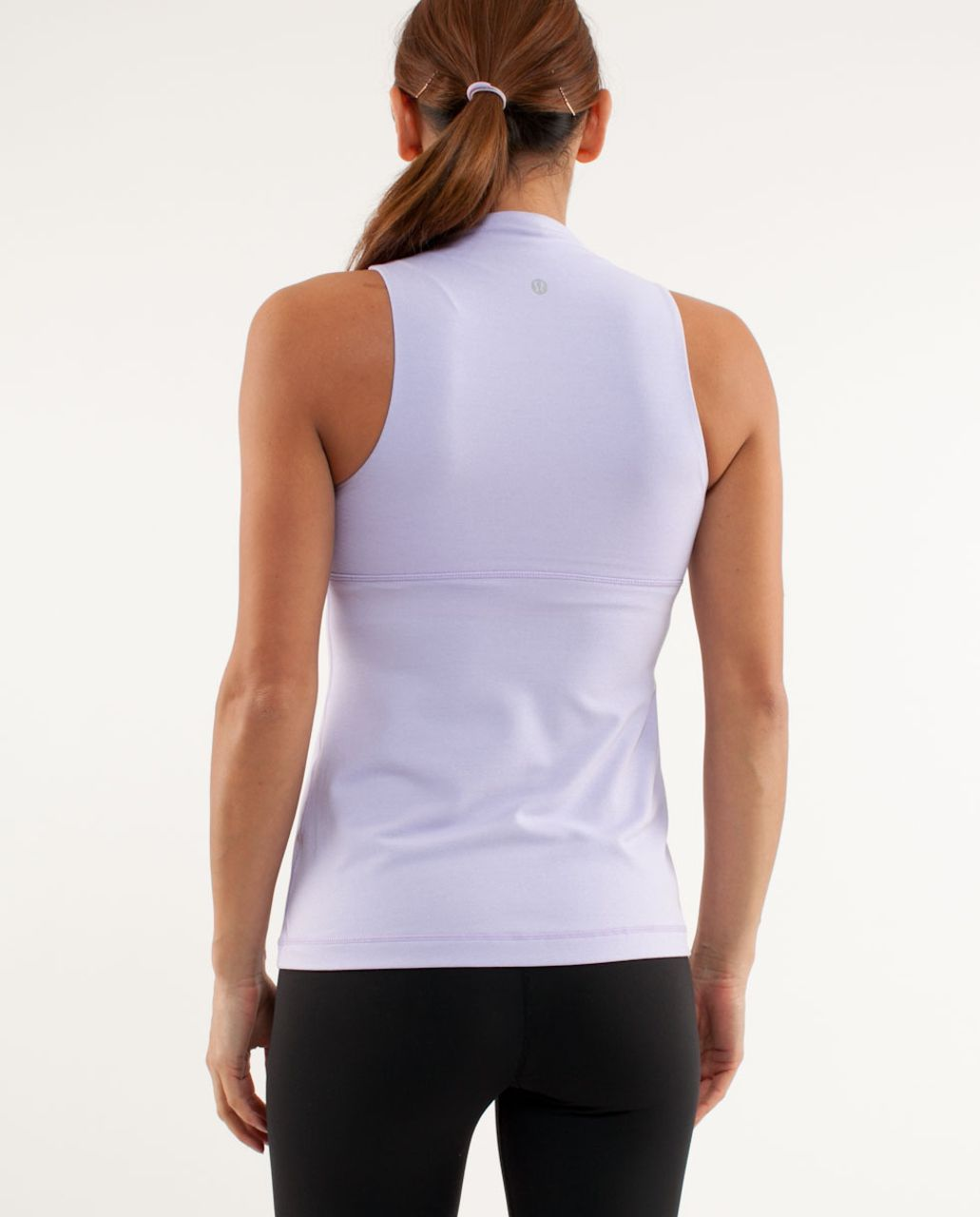 Lululemon Whisper Tank - Heathered Lilac