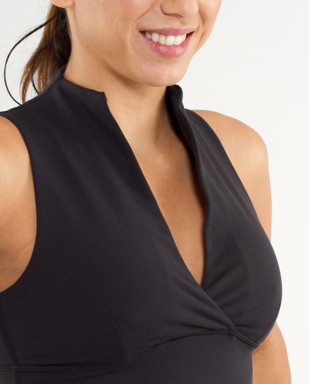 Lululemon Whisper Tank - Black