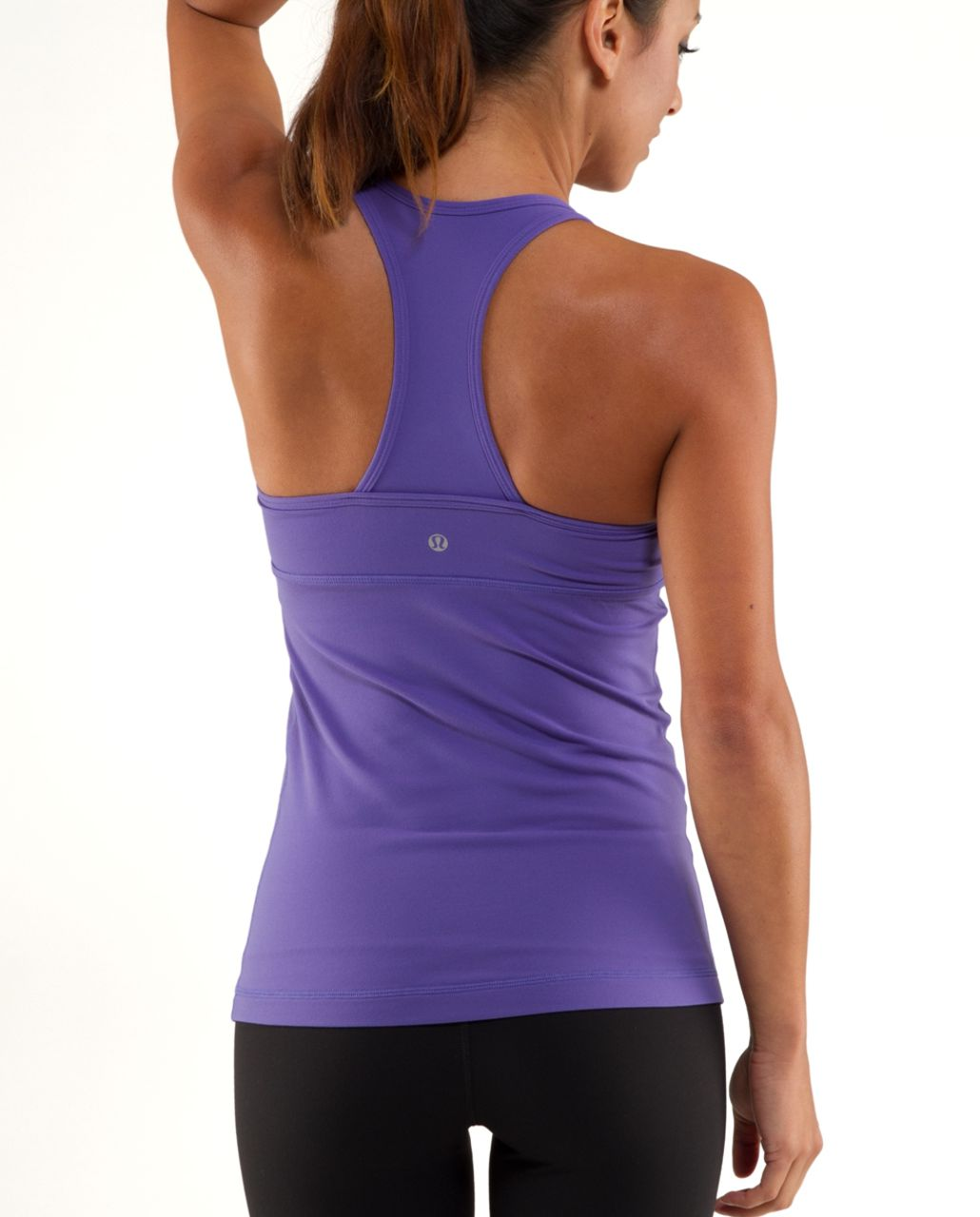 Lululemon Deep V Tank - Persian Purple