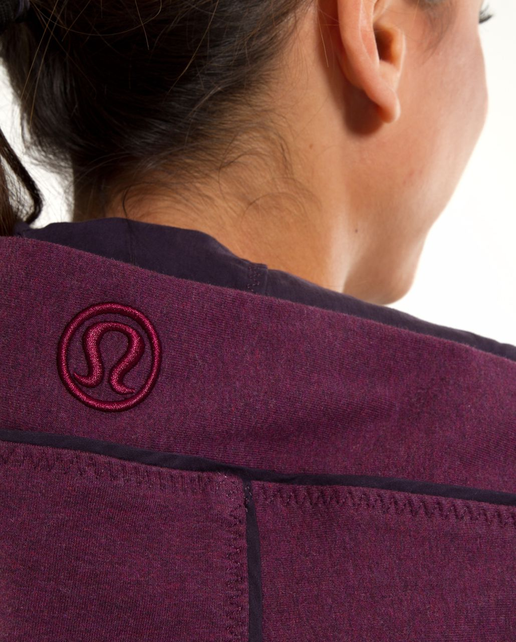 Lululemon Live Simply Jacket - Heathered Plum
