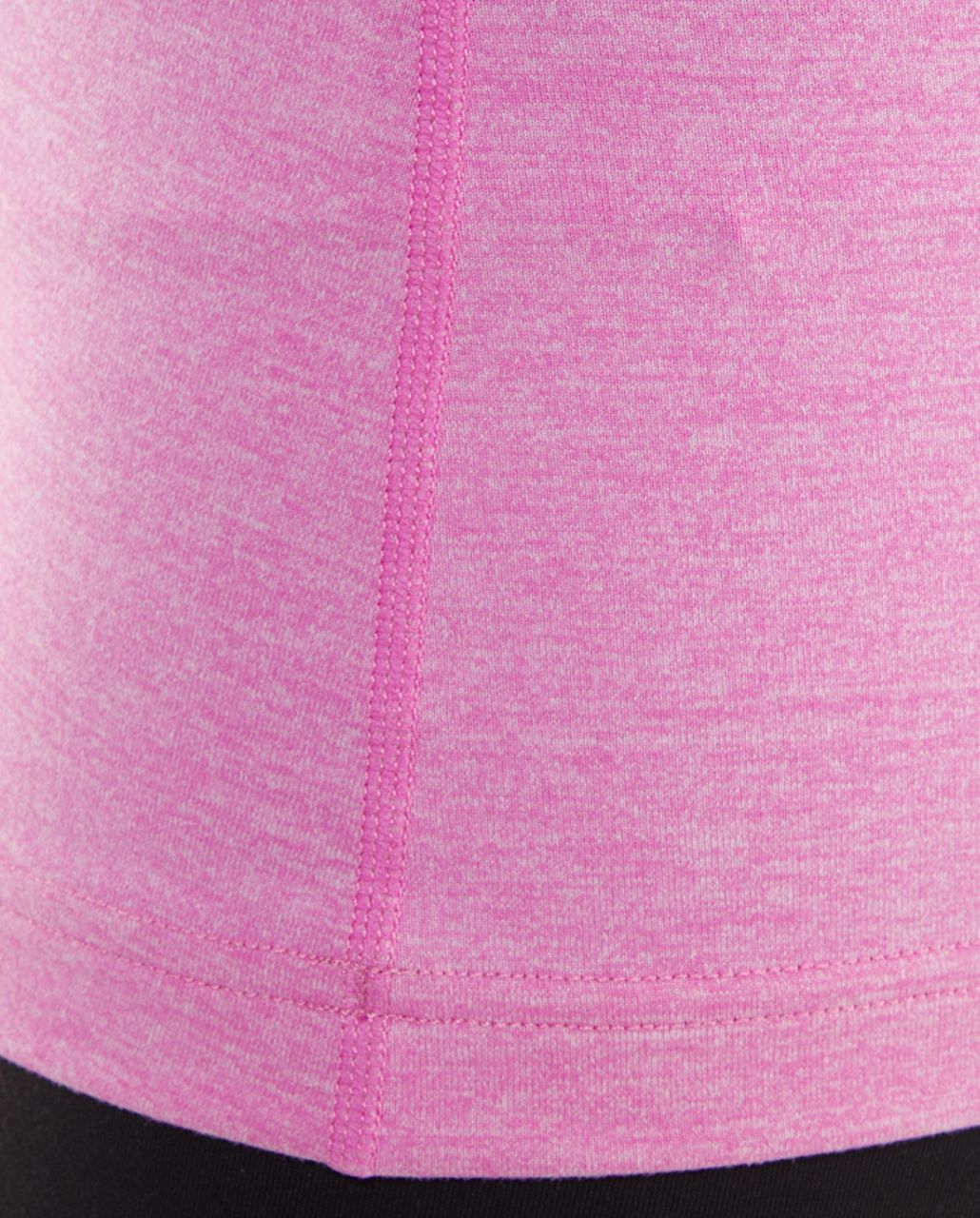 Lululemon Cool Racerback - Heathered Smoky Rose