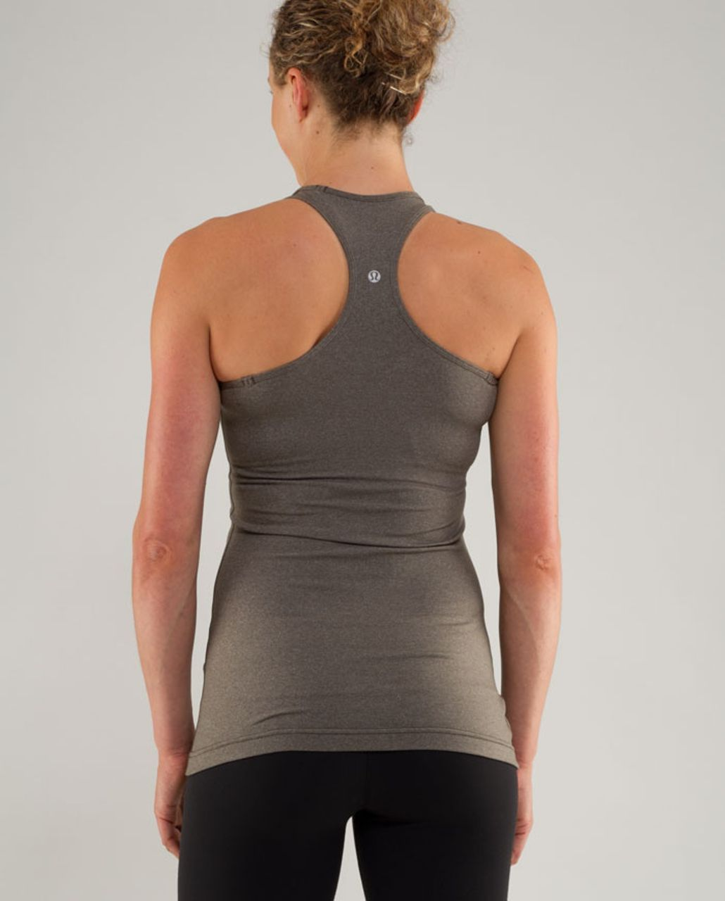 Lululemon Cool Racerback - Heathered Deep Camo