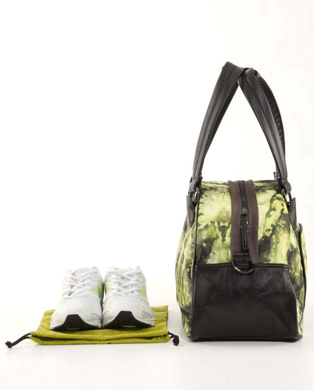 Lululemon Still Groovy Bag - Deep Camo Creekside Camo