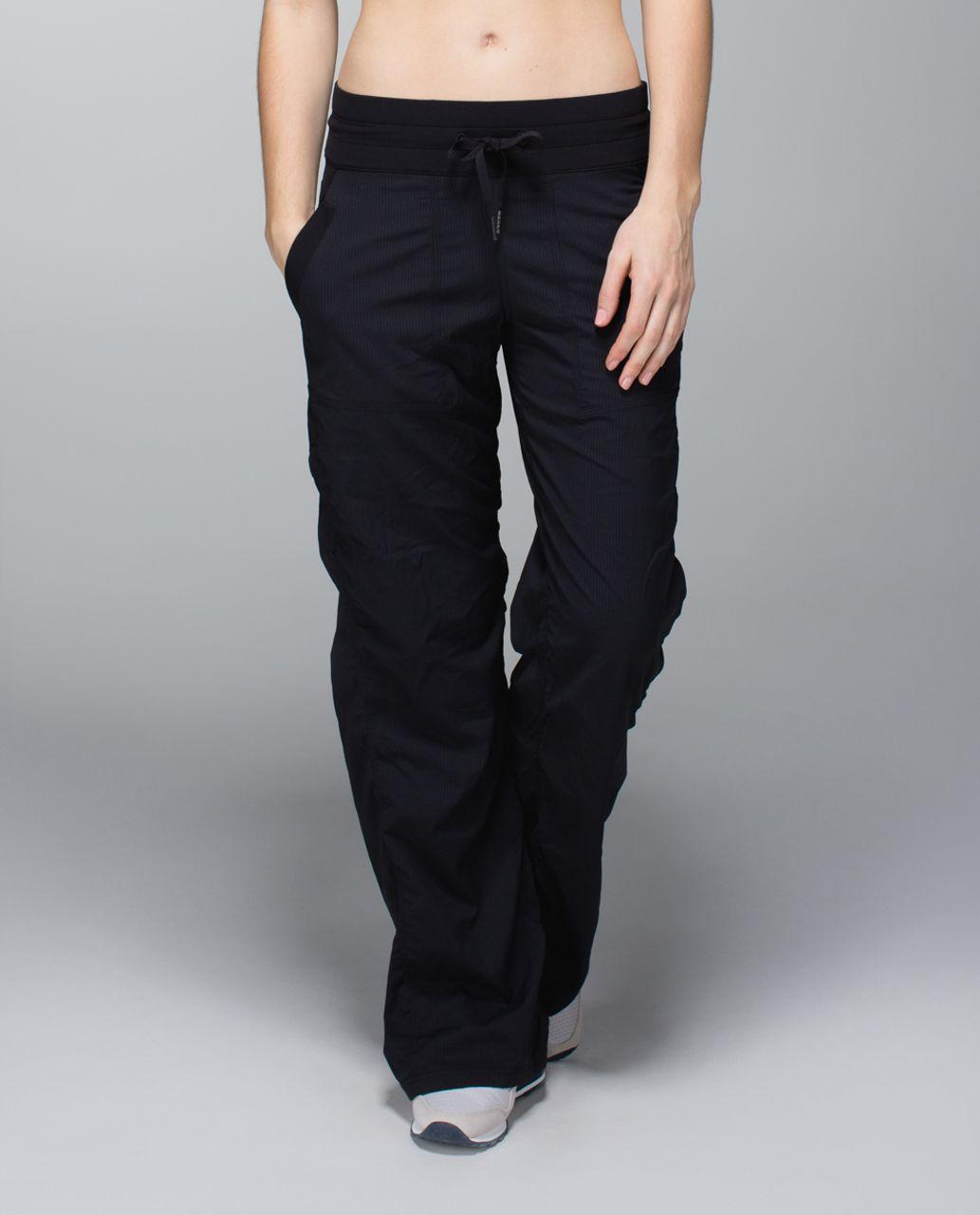 Lululemon Studio Pant II*No Liner - Black