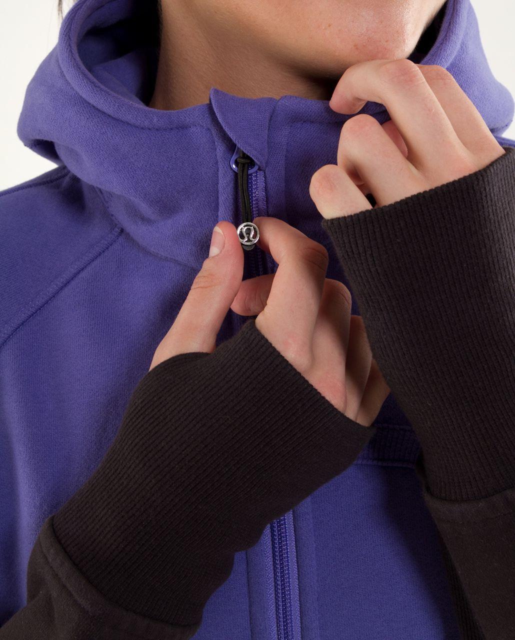 Lululemon Scuba Hoodie *Dip Dye - Persian Purple /  Black Dip Dye