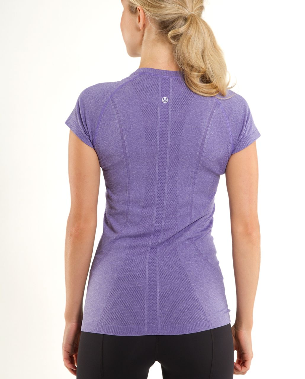 Lululemon Run:  Swiftly Tech Short Sleeve - Persian Purple