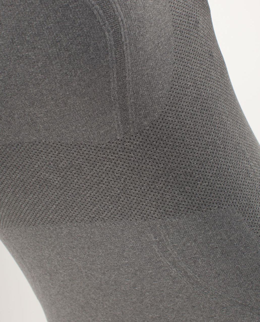 Lululemon Run:  Swiftly Tech Short Sleeve - Dark Classic Sport Grey