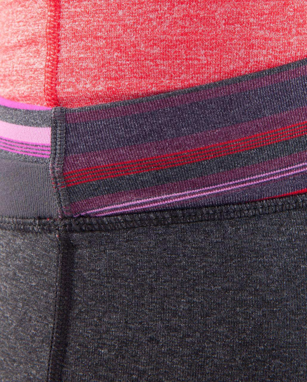 Lululemon Astro Pant (Regular) - Heathered Deep Coal /  Heathered Currant /  Currant