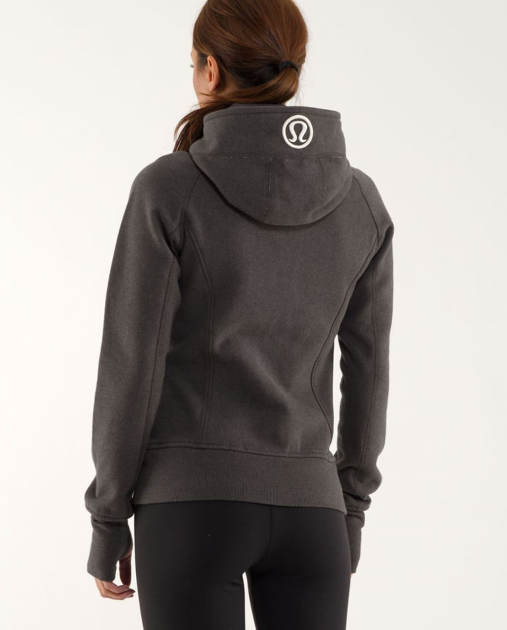 Lululemon Scuba Hoodie - Heathered Wren /  Ghost