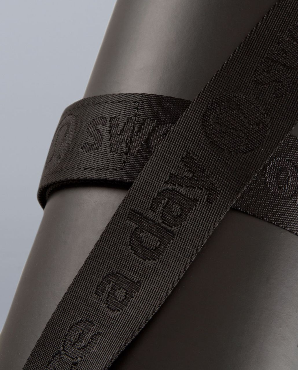 Lululemon No-Brainer Mat Strap - Black (First Release)