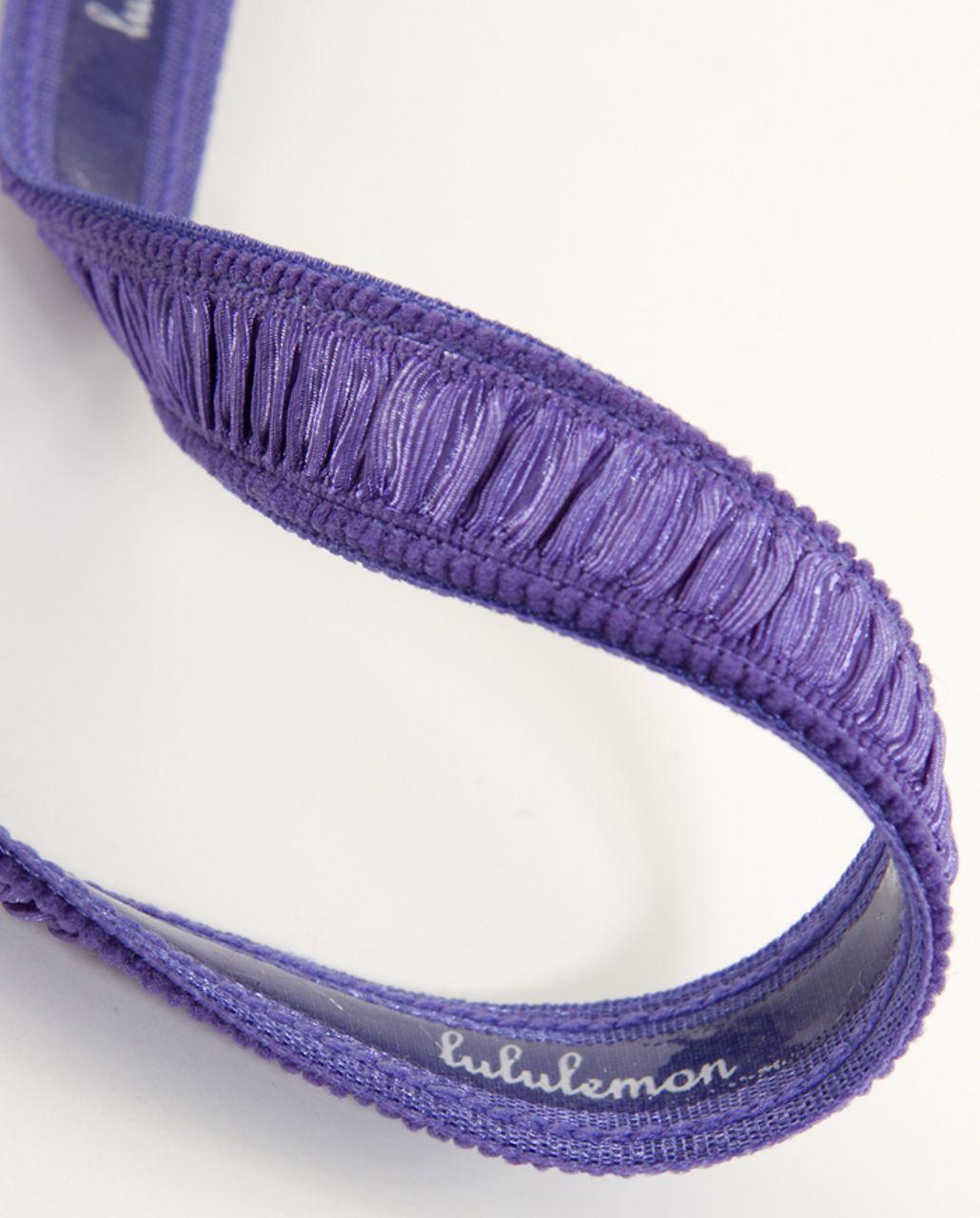 Lululemon Skinny Satin Pirouette *Special Edition - Persian Purple
