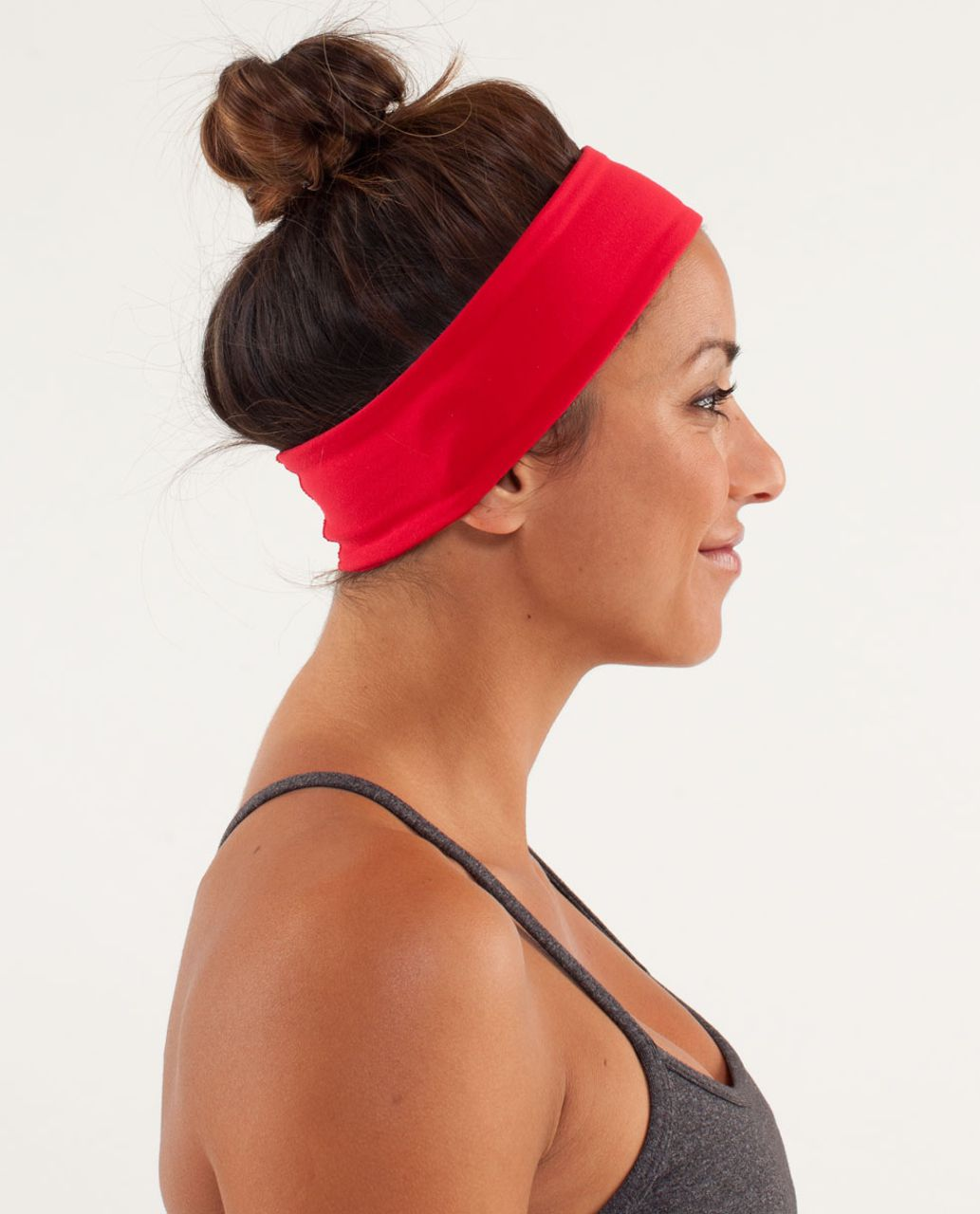 Lululemon Lucky Luon Headband - Currant