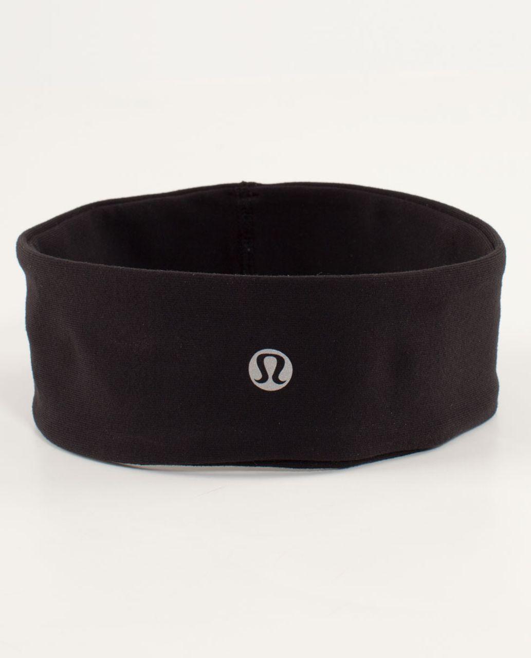 Lululemon Lucky Luon Headband - Black