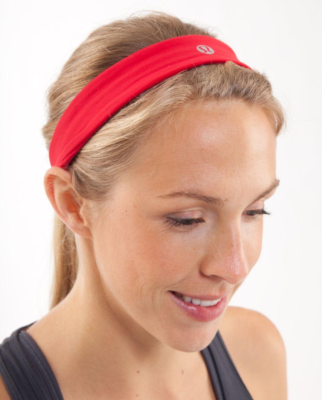 Lululemon Slipless Headband - Currant