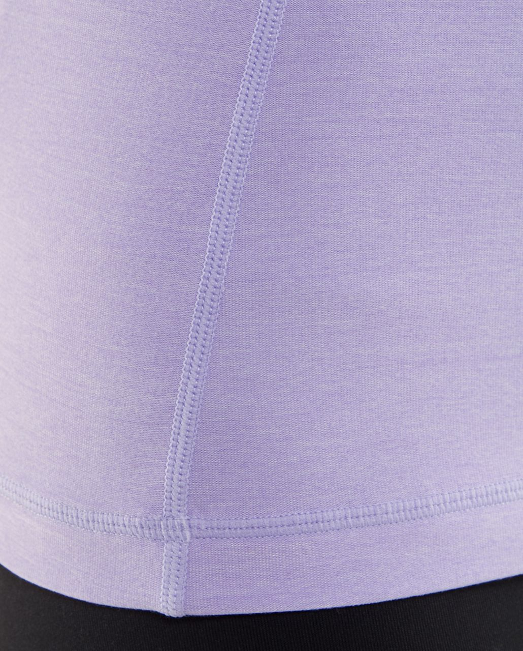 Lululemon Run Free Tank - Heathered Lilac