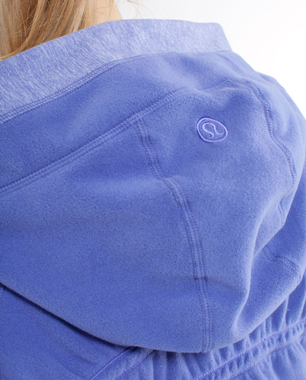 Lululemon Apres Run Pullover - Persian Purple