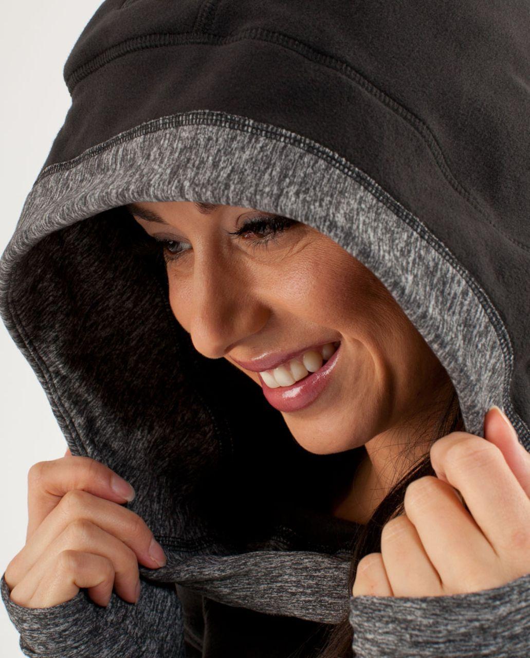 Lululemon Apres Run Pullover - Black