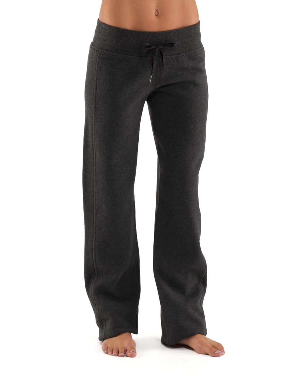 Lululemon Cuddle Up Pant II - Heathered Deep Coal