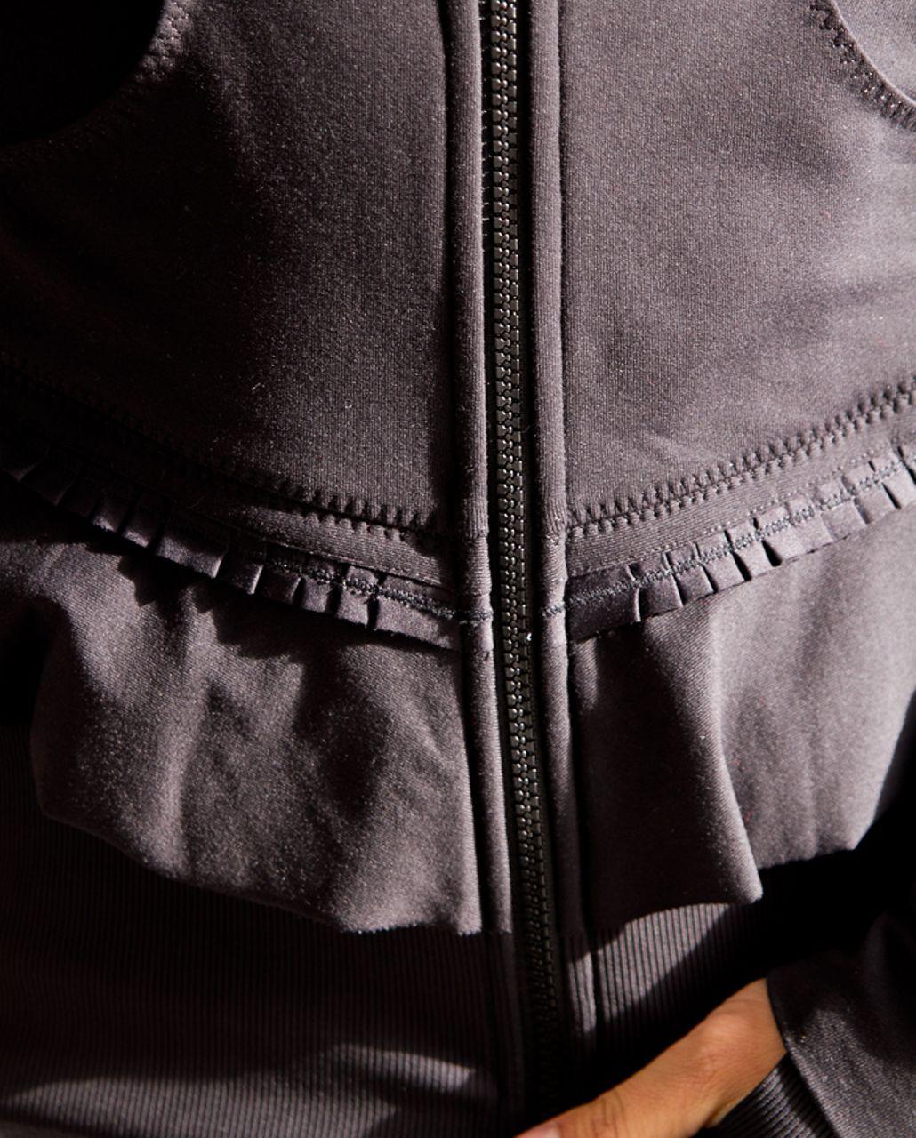 Lululemon City To Yoga Jacket - Black