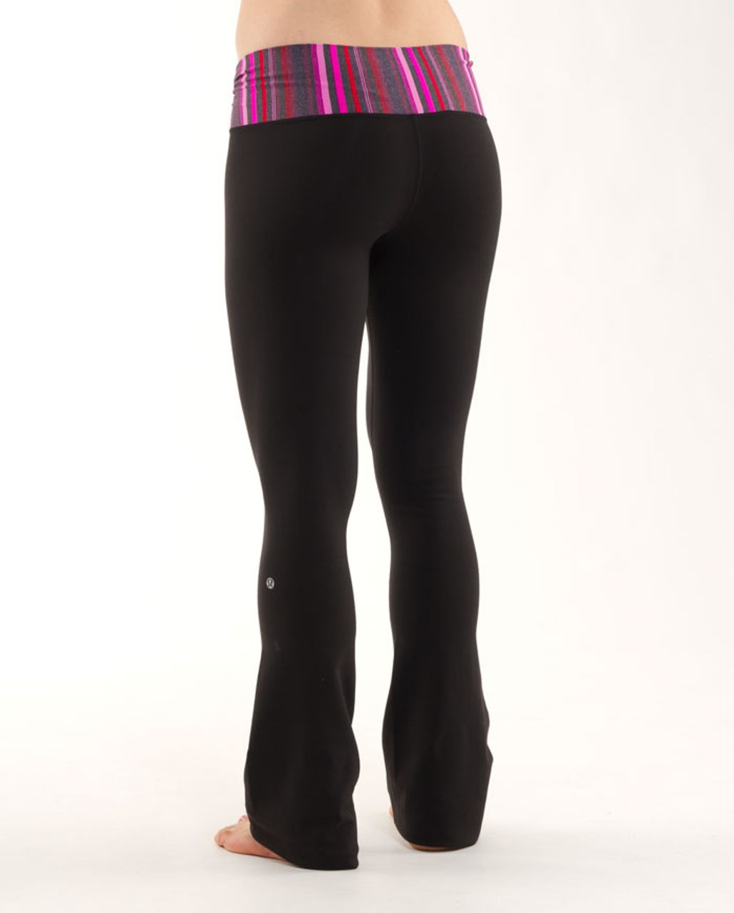 Lululemon Recognition Pant - Black /  Elevation Space Dye