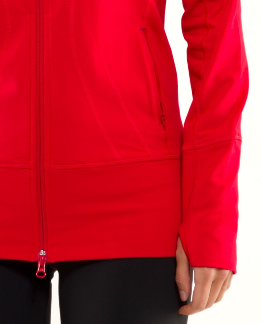 Lululemon Stride Jacket *Brushed - Currant
