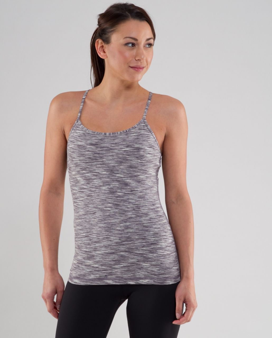Lululemon Power Y Tank - Magnum Space Dye