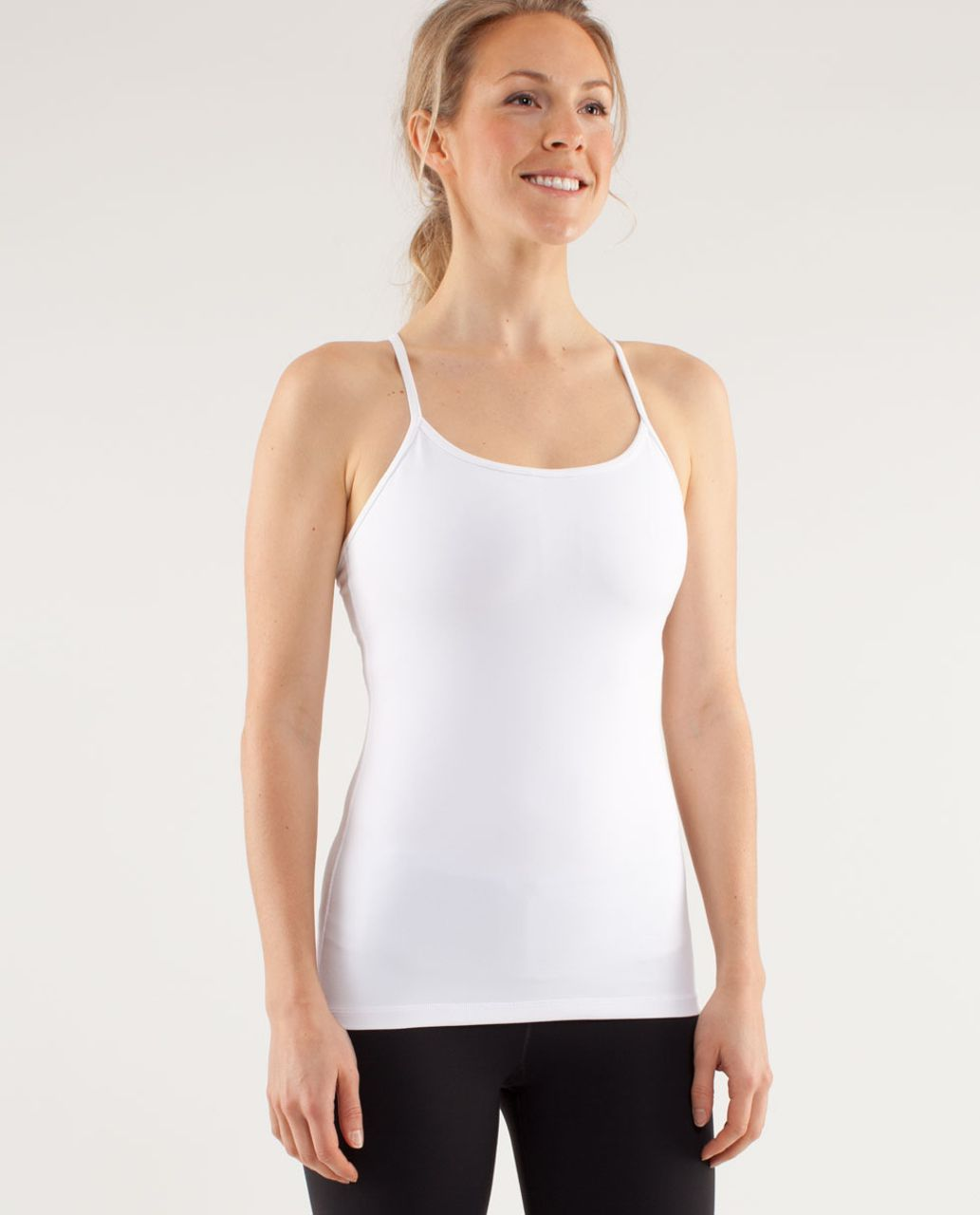 Lululemon Power Y Tank (First Release) - White
