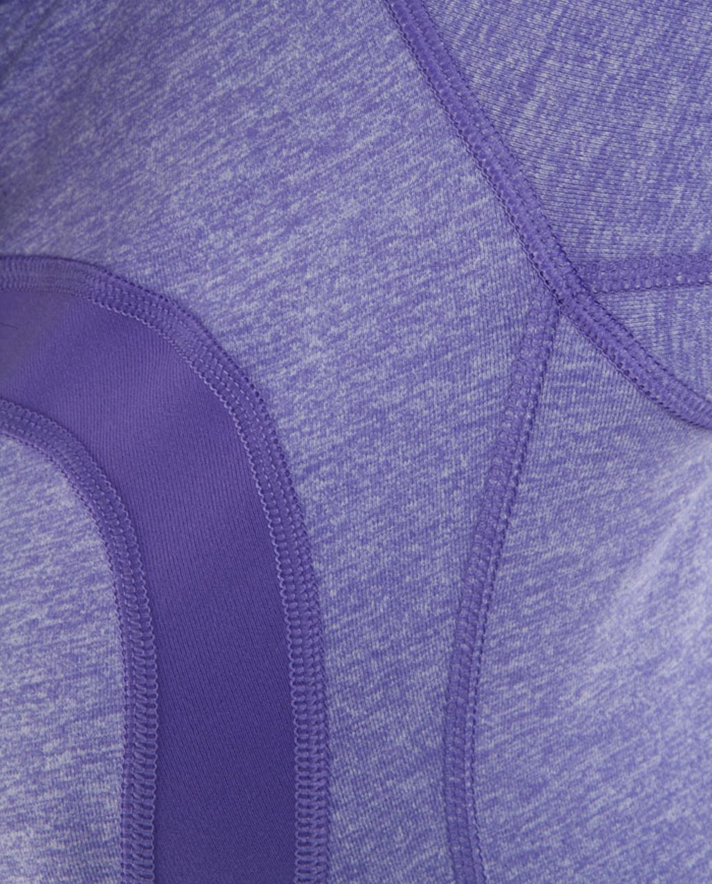 Lululemon Stride Jacket *Brushed - Heathered Persian Purple /  Persian Purple