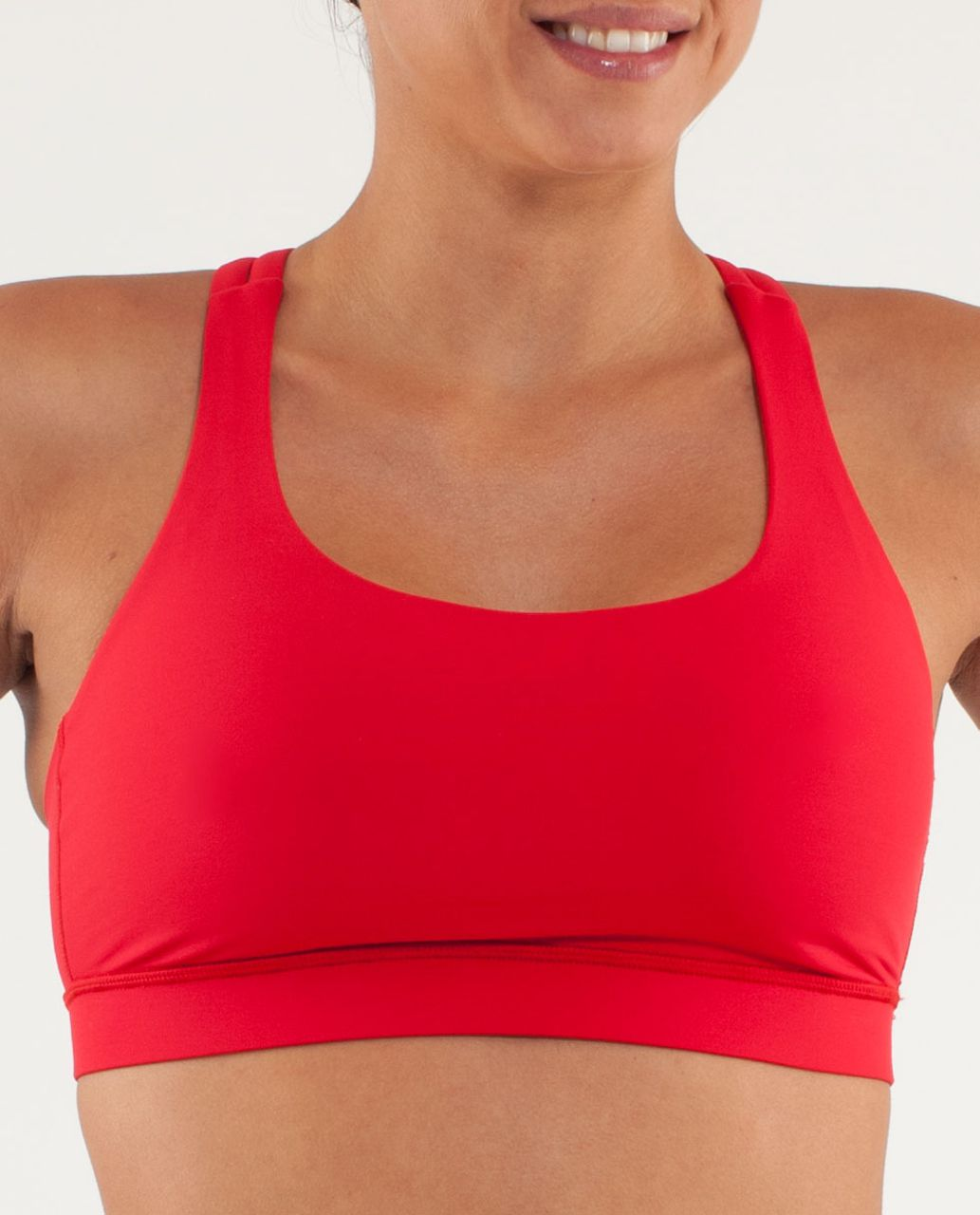 Lululemon Energy Bra - Currant