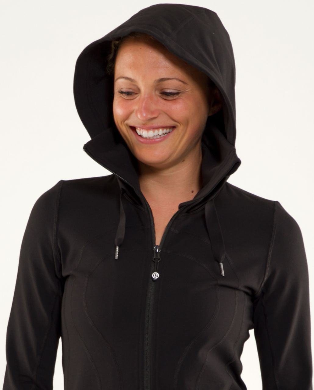 Lululemon Stride Jacket *Brushed - Black