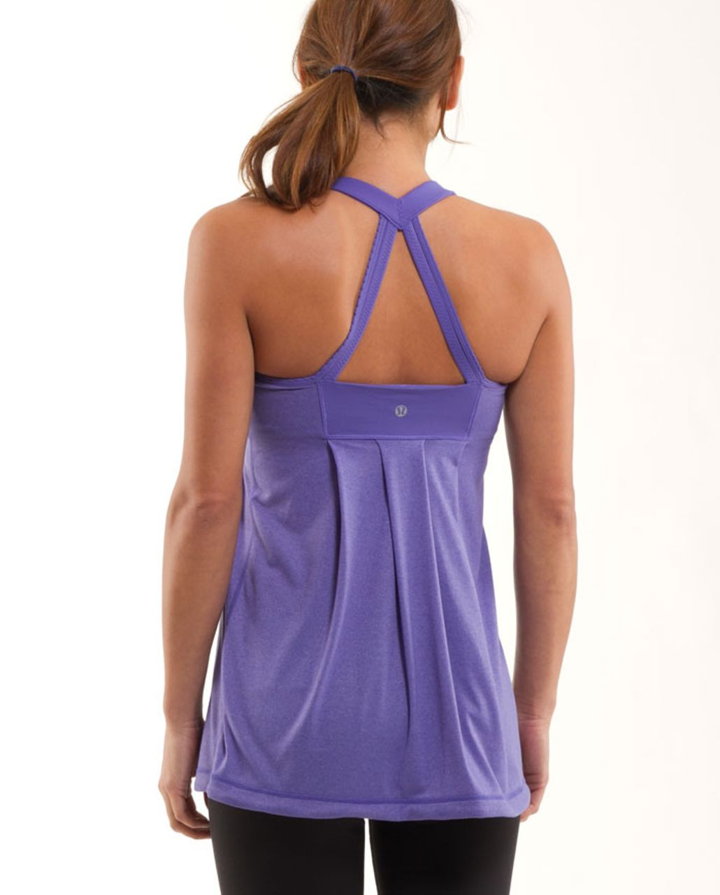 Lululemon Power Technique Tank - Persian Purple