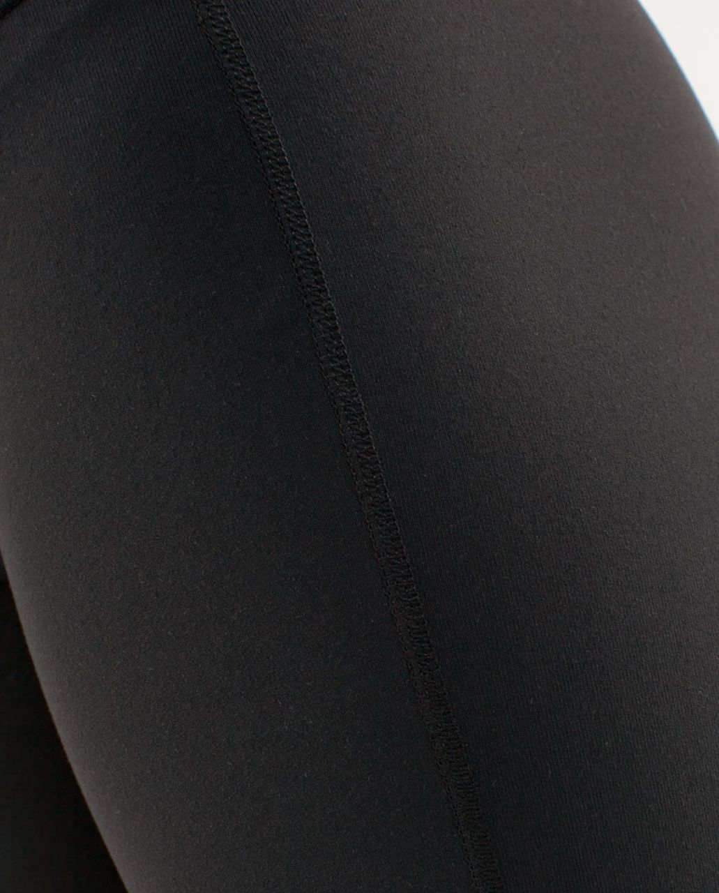 Lululemon Wunder Under Pant *Zipper - Black