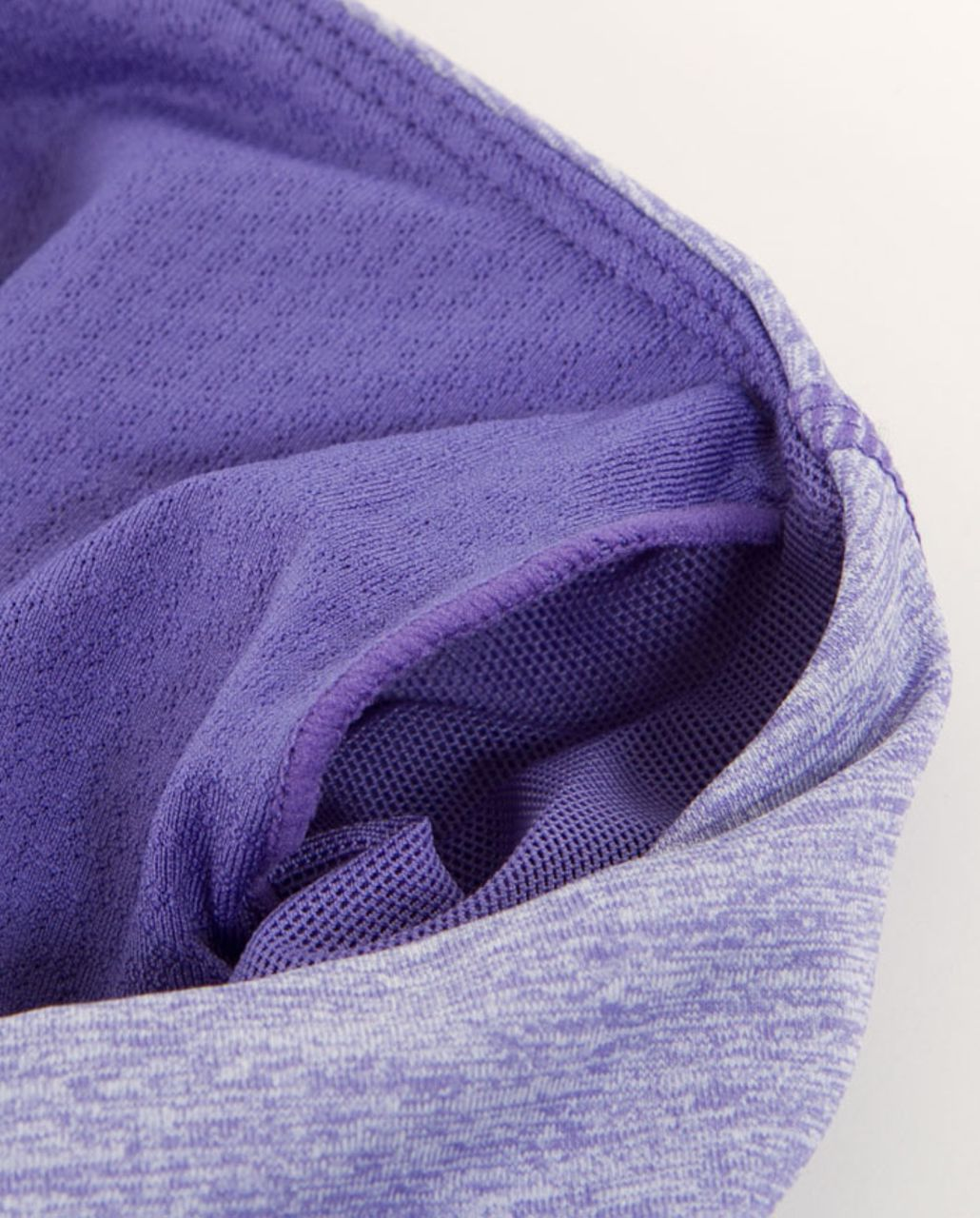 Lululemon Active Strength Tank - Heathered Persian Purple /  Persian Purple