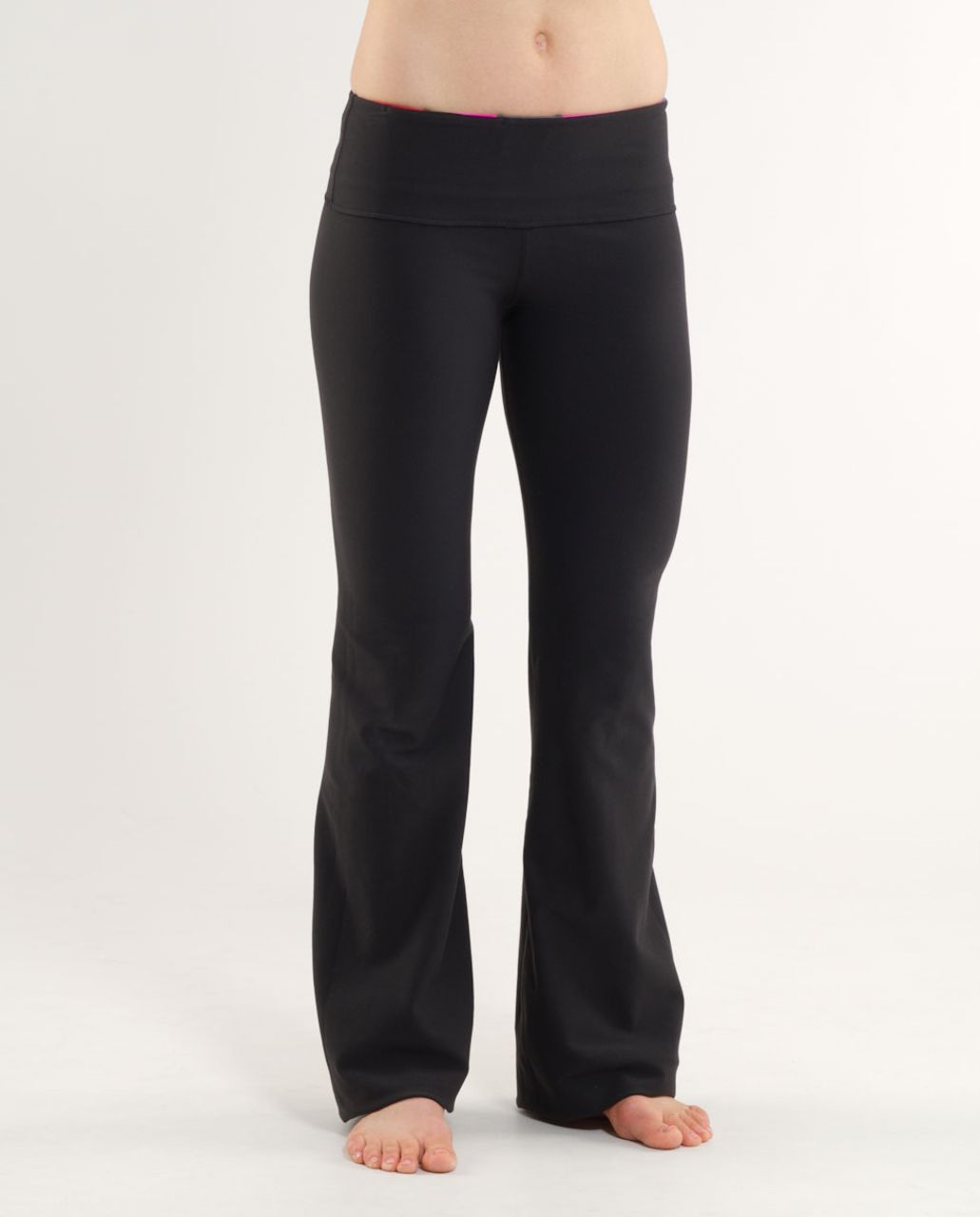 Lululemon Groove Pant (Tall) - Black /  Quilting Winter 17