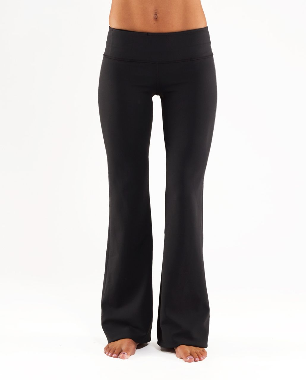 Lululemon Groove Pant (Tall) - Black /  Deep Coal