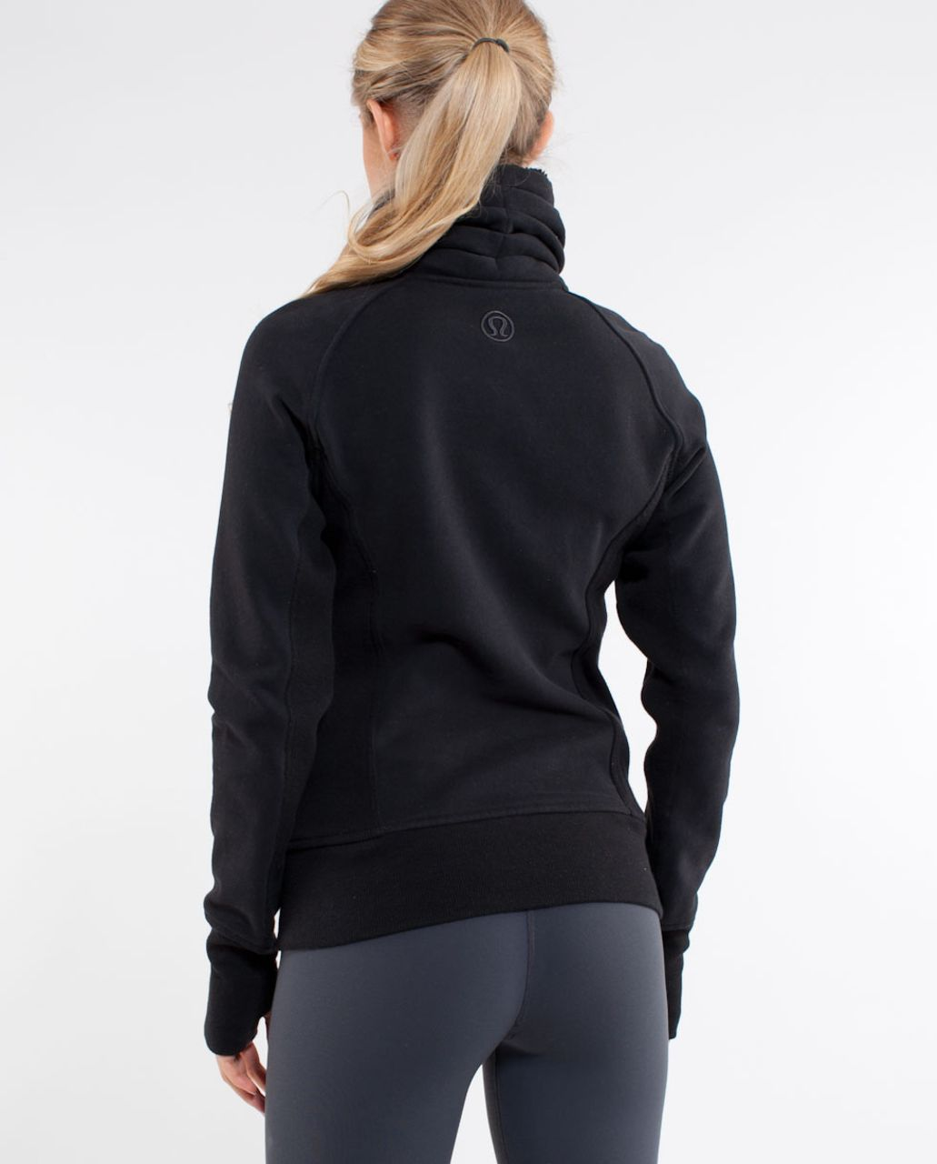 Lululemon Cuddle Up Jacket - Black
