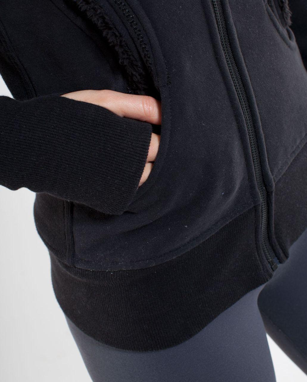Lululemon Cuddle Up Jacket - Black
