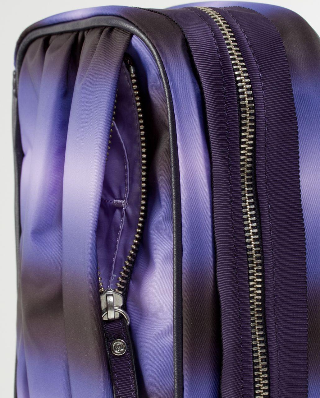 Lululemon Gym Essentials Kit - Black Swan Persian Purple Lilac Gradient