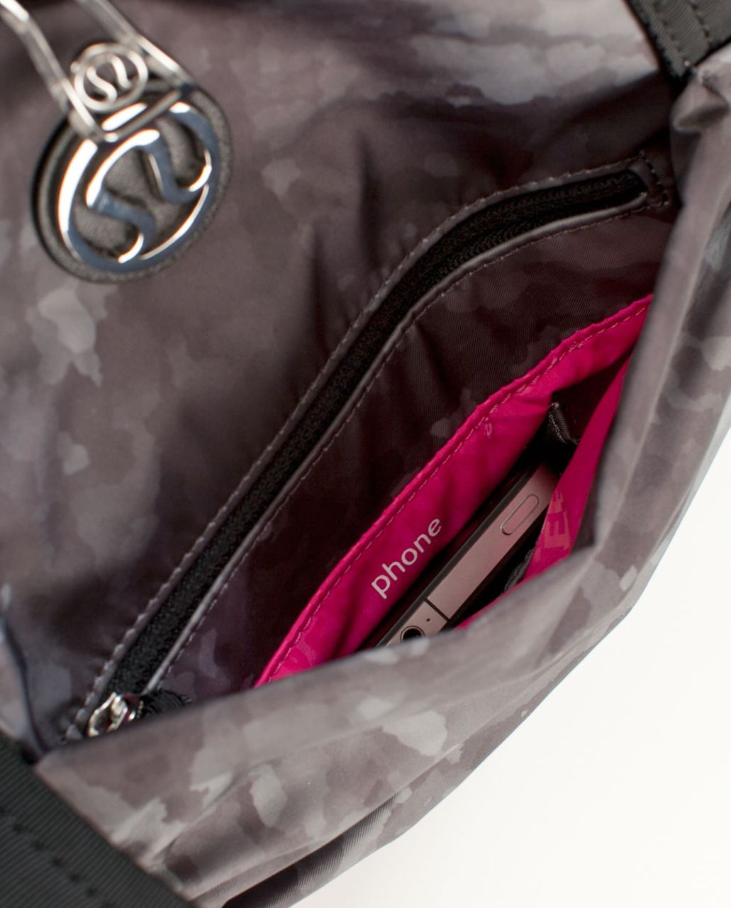 Lululemon Destined for Greatness Duffel - Deep Coal Creekside Camo