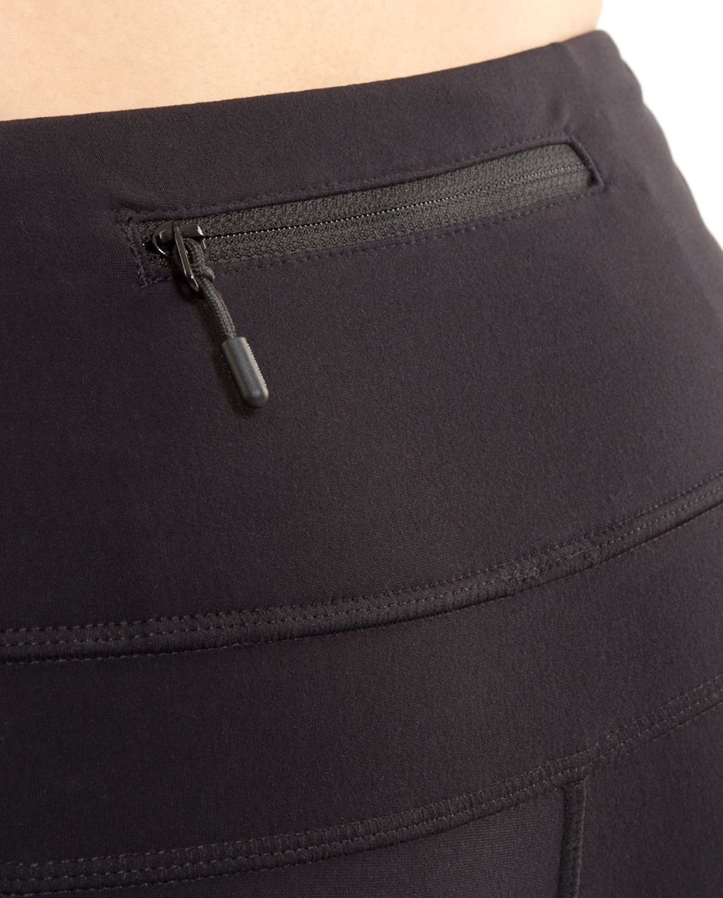 Lululemon Run:  Free Pant - Black