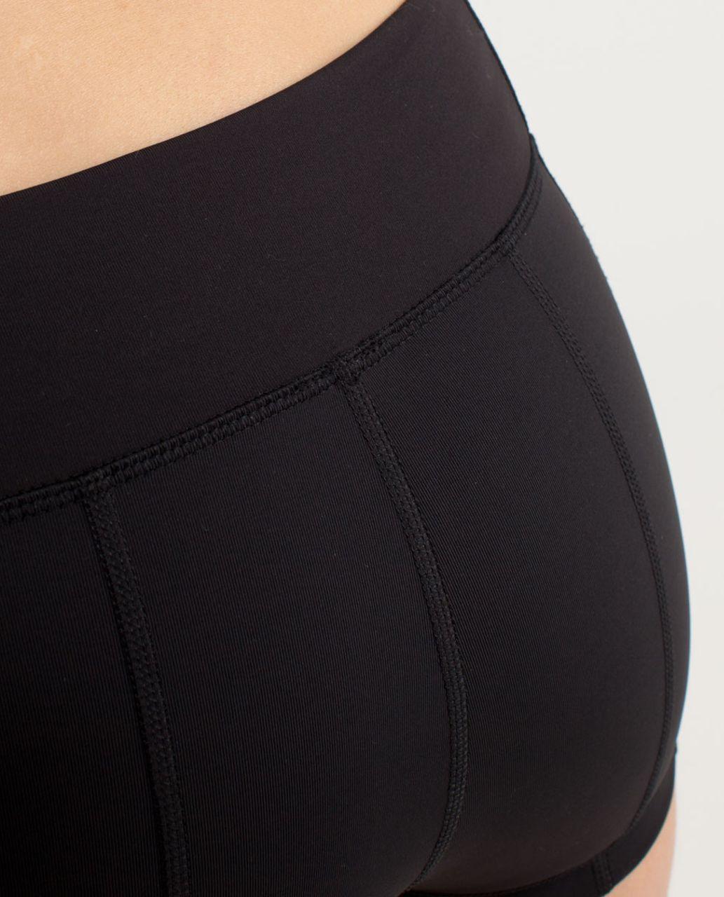 Lululemon Hot 'N Sweaty Short - Black