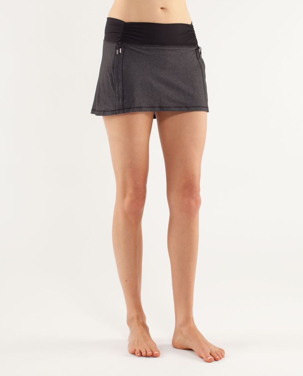 Lululemon Hot 'N Sweaty Skirt - Black